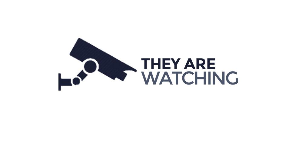 ACLU Washington - They Are Watching - Logo Design