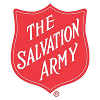 The Salvation Army Logo Sample