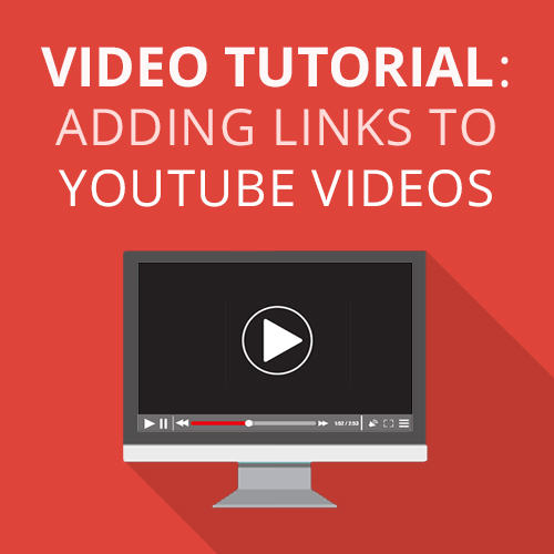Create Links in YouTube Videos