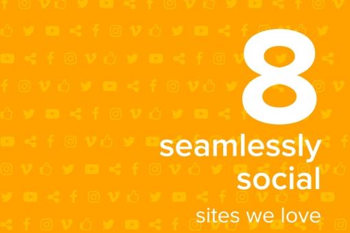 Rootid's 8 Socially Focused Website Samples